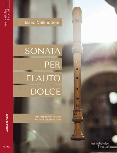 Sonata per Flauto dolce