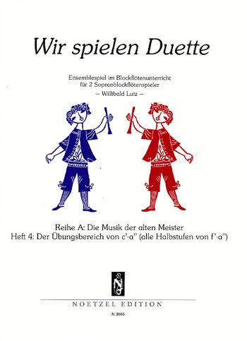 Wir spielen Duette, Heft 4