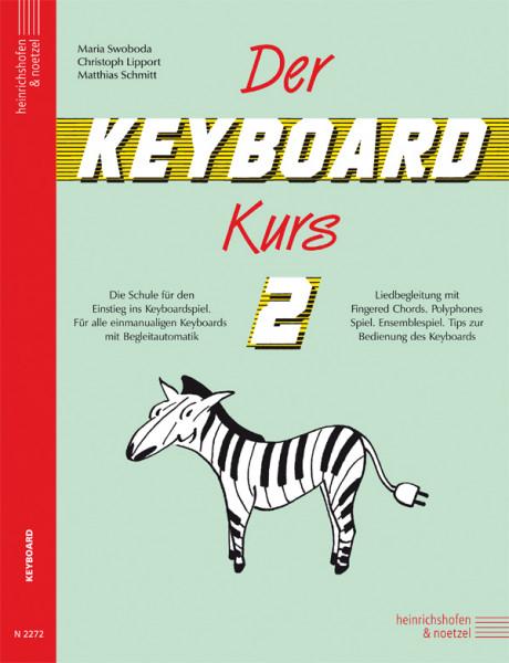 Der Keyboard-Kurs, Band 2