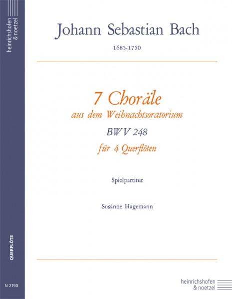 7 Choräle aus dem Weihnachtsoratorium