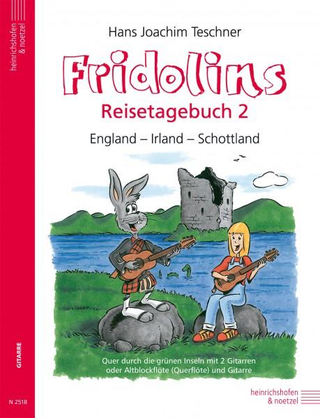 Fridolin: Fridolins Reisetagebuch 2