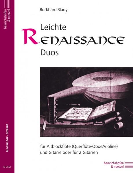 Leichte Renaissance-Duos