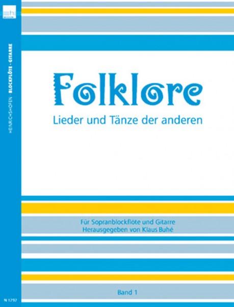 Folklore, Heft 1