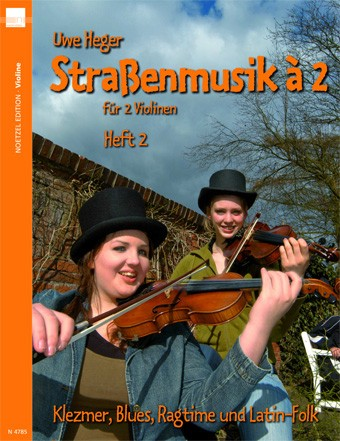 Straßenmusik à 2, Bd 2