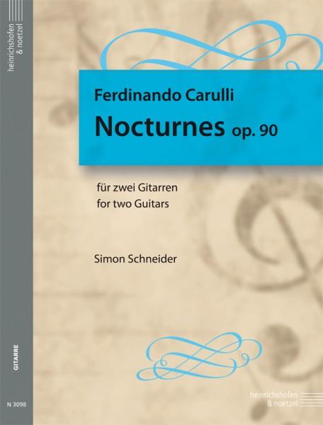Nocturnes op. 90