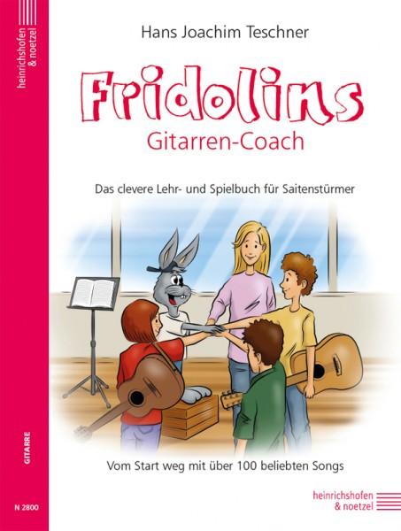 Fridolin: Fridolins Gitarren-Coach