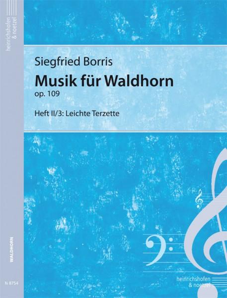 Musik für Waldhorn, Heft 2.3