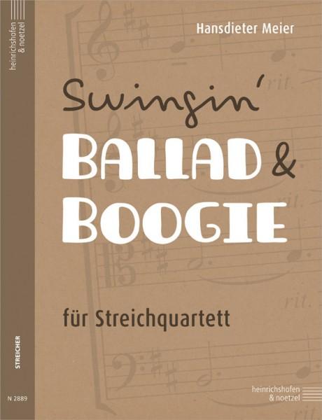 Swingin' Ballad & Boogie