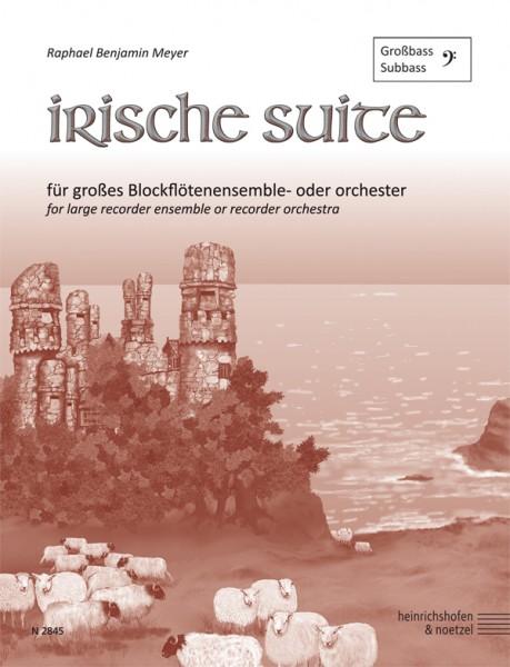 Irische Suite - Subbass / Großbass