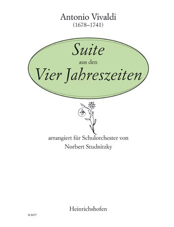 """Suite aus den """"Vier Jahreszeiten"""""""