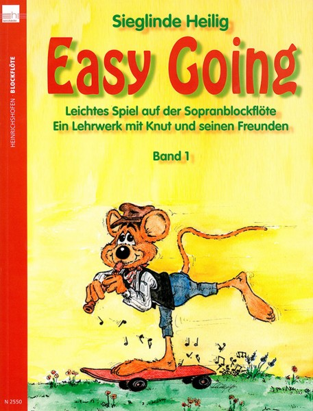 Easy Going, Band 1 (ohne CD)