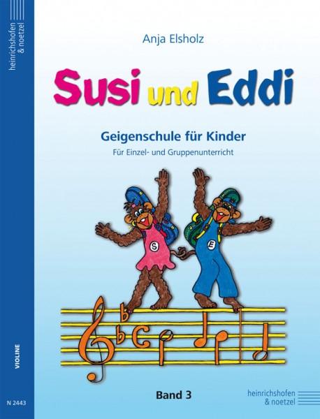 Susi und Eddi, Band 3