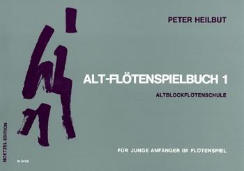 Alt-Flötenspielbuch , Bd 1