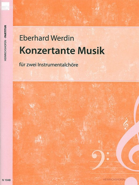 Konzertante Musik