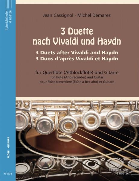 3 Duette nach Vivaldi und Haydn