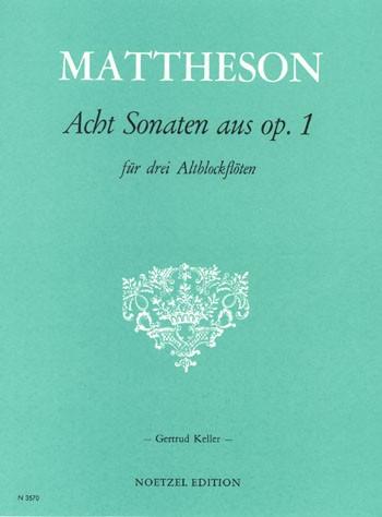 8 Sonaten aus op. 1