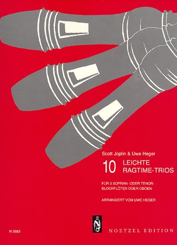 10 leichte Ragtime-Trios