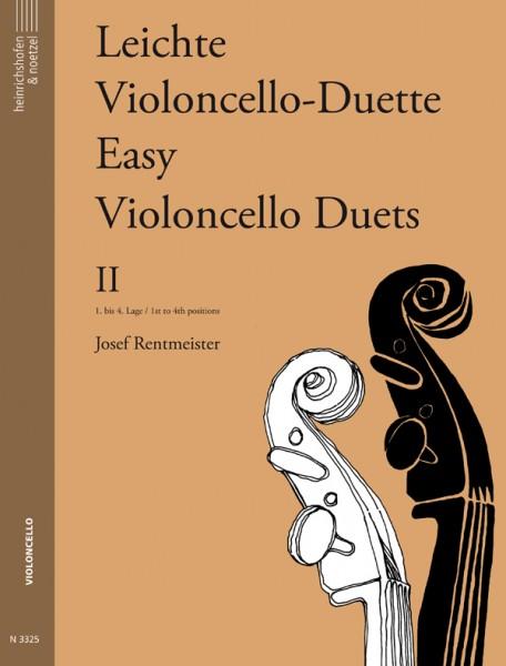 Leichte Violoncello-Duette, Bd 2
