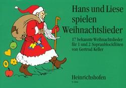 Hans und Liese spielen Weihnachtslieder