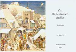 Weihnachtslieder-Büchlein