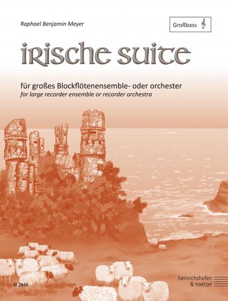 Irische Suite - Großbass (Violinschlüssel)