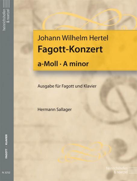 Fagott-Konzert a-Moll