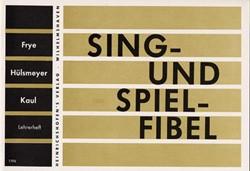 Sing- und Spiel-Fibel. Lehrerheft