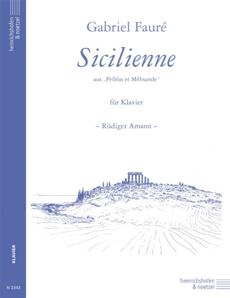 """Sicilienne aus """"Pelléas et Mélisande"""""""