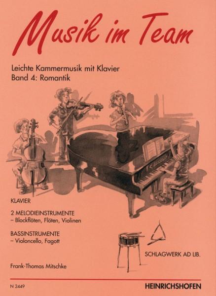 Musik im Team, Band 4: Romantik