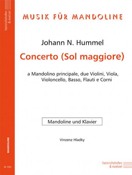 Concerto (Sol maggiore)