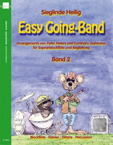 Easy Going-Band, Band 2
