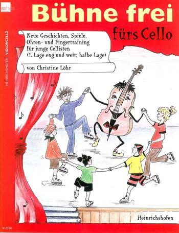 Bühne frei fürs Cello, Band 2