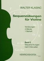 Sequenzübungen für Violine, Bd 2