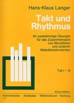 Takt und Rhythmus