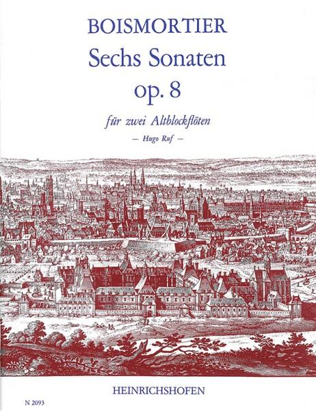 Sechs Sonaten