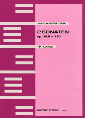 2 Sonaten für Klavier.