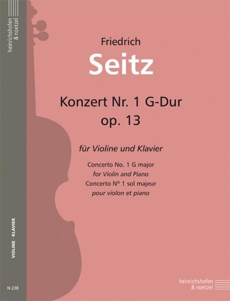 Konzert Nr. 1 G-Dur op. 13