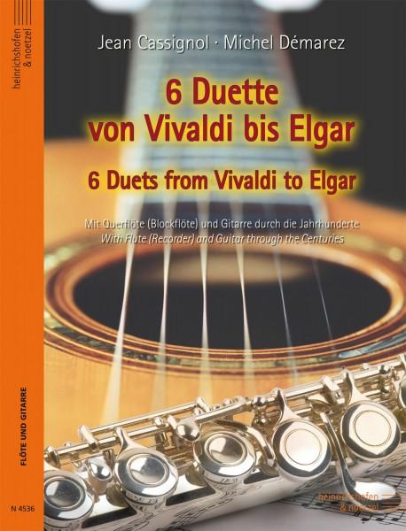 6 Duette von Vivaldi bis Elgar