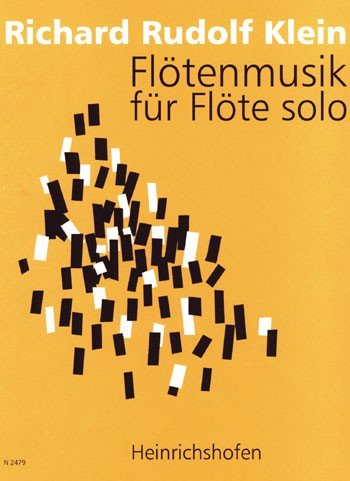 Flötenmusik für Flöte solo