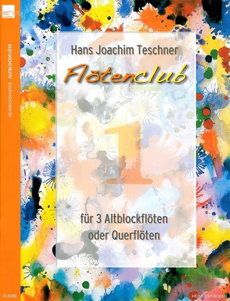 Flötenclub, Bd 1