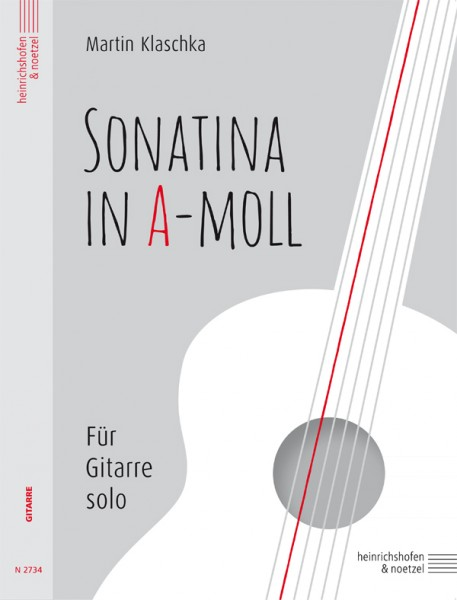 Sonatina in a-Moll