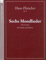 6 Mondlieder (Nocturnes)
