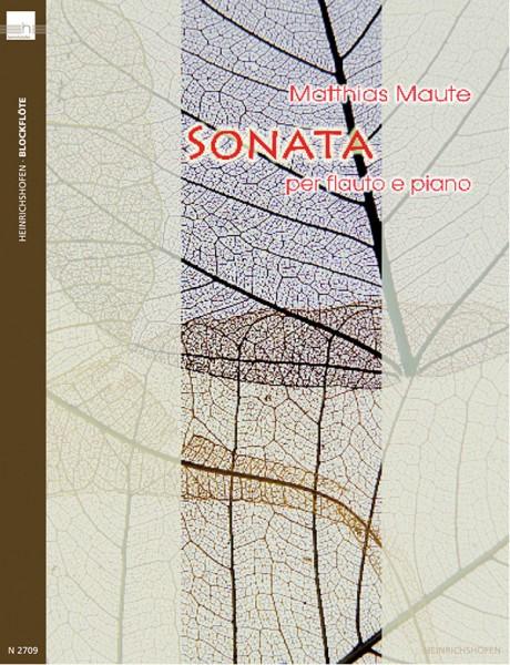 Sonata per flauto e piano