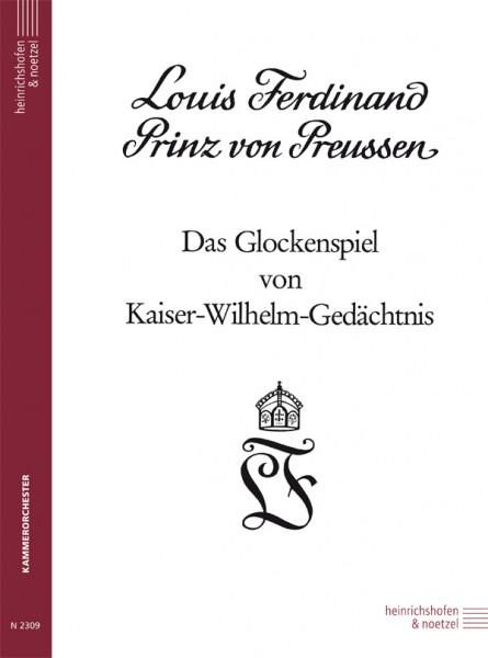 """""""Das Glockenspiel von Kaiser Wilhelm Gedächtnis"""""""