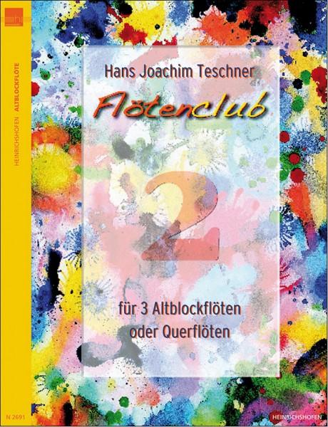 Flötenclub, Bd 2