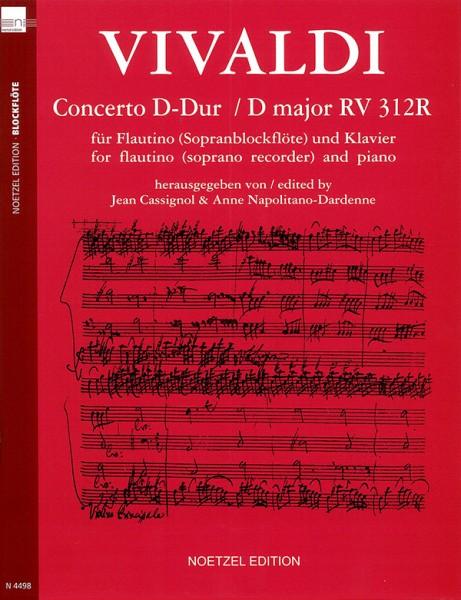 Concerto D-Dur