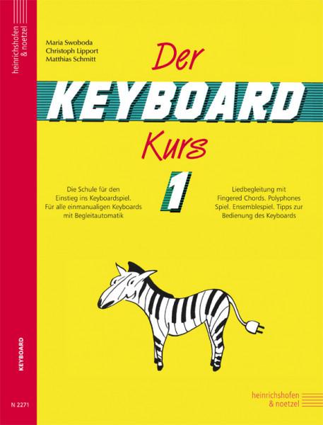 Der Keyboard-Kurs, Band 1