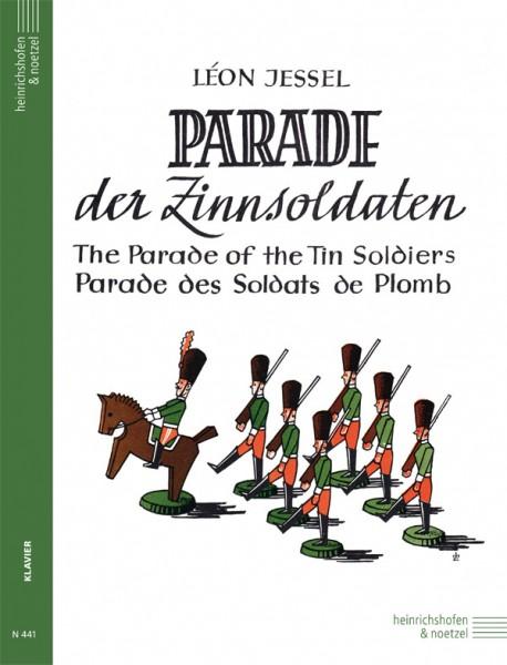 Parade der Zinnsoldaten