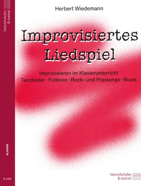 Improvisiertes Liedspiel , Bd 2