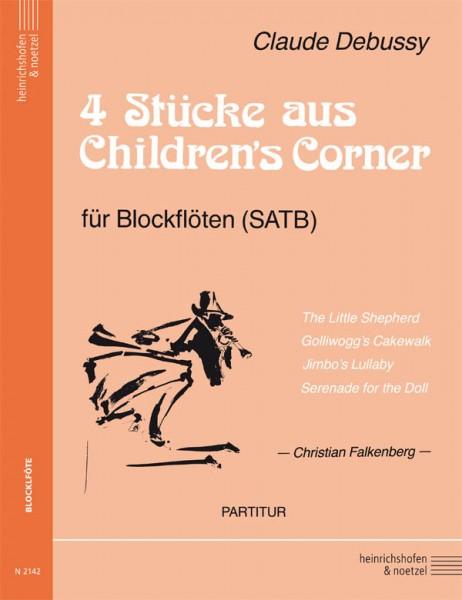 4 Stücke aus Children's Corner